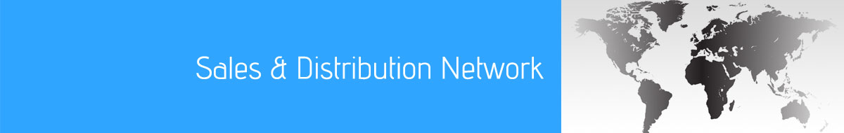 Sales & Distribution network